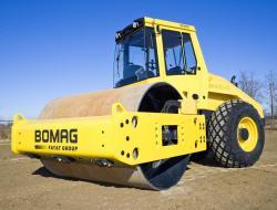 Аренда каток Bomag BW211