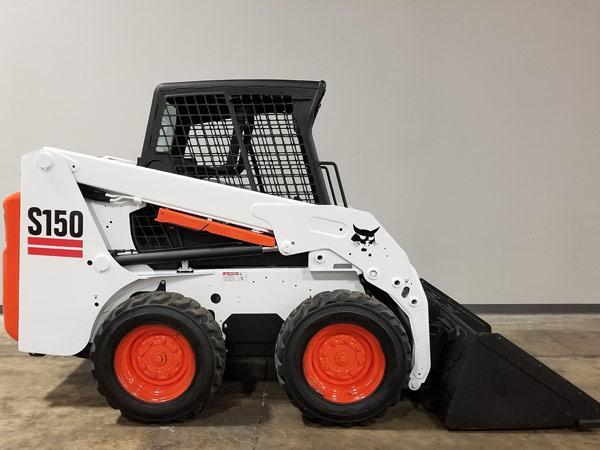 Мини-погрузчик Bobcat S150