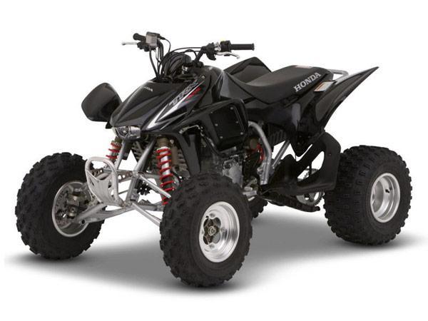 Квадроцикл Honda TRX450R