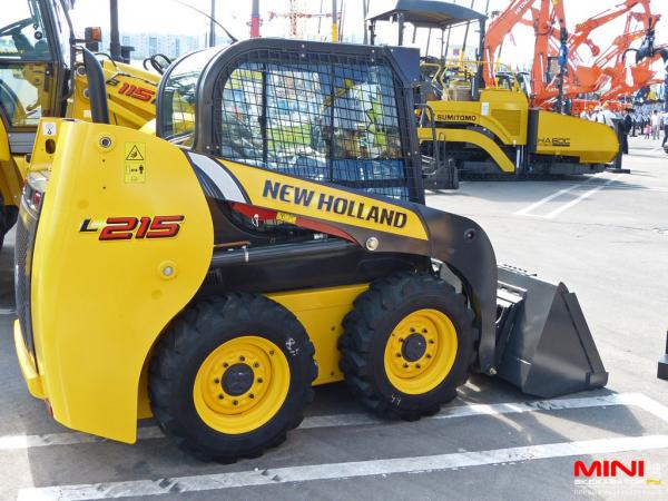 New Holland L215