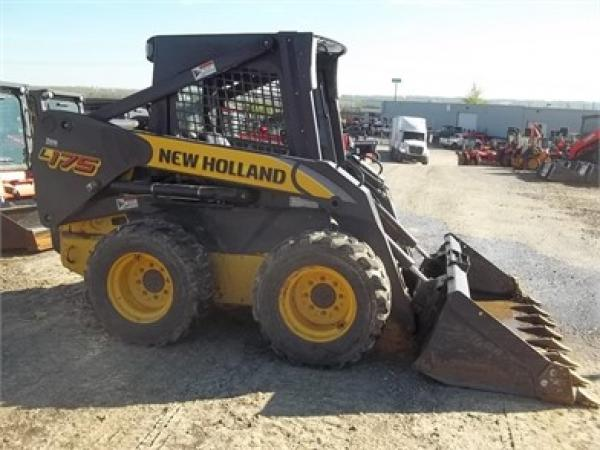 New Holland L175