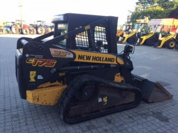New Holland C175