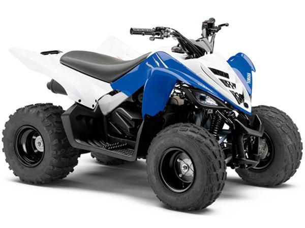 Квадроцикл Yamaha YFM90R / Raptor 90