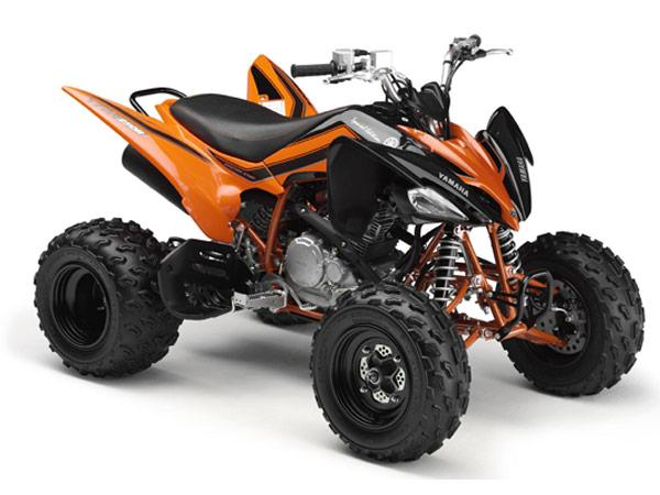 Квадроцикл Yamaha YFM250R / Raptor 250
