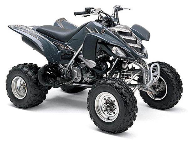Квадроцикл Yamaha YFM660R / Raptor 660R