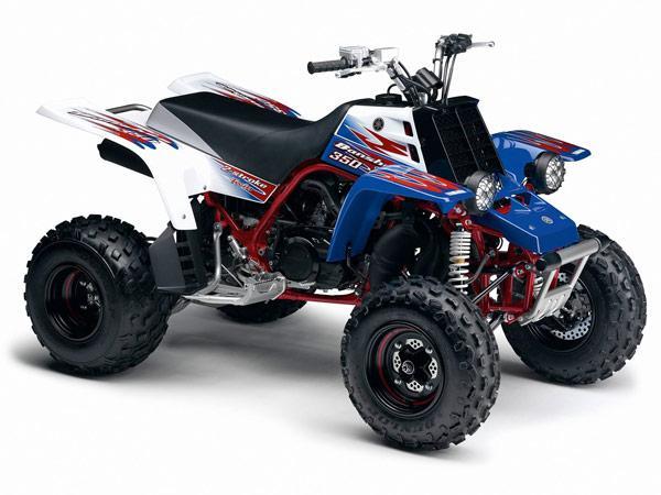 Квадроцикл Yamaha YFZ350 / Banshee 350