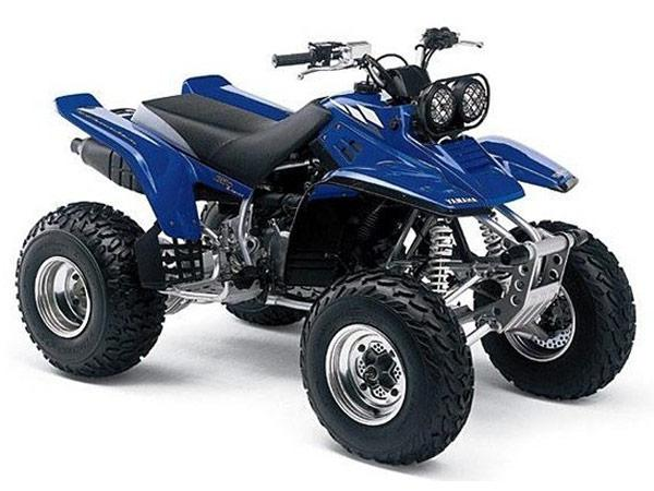 Yamaha YFM350X / Warrior 350