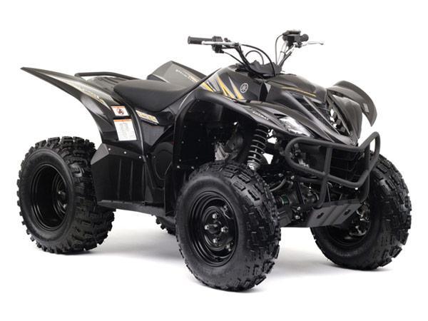 Квадроцикл Yamaha YFM450 / Wolverine 450