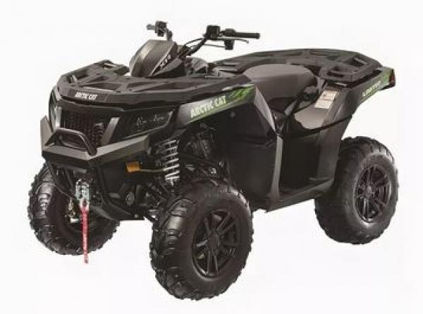 Квадроцикл Arctic Cat 700 XR Limited EPS