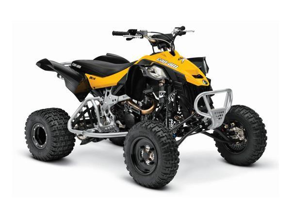 Квадроцикл BRP Can-Am DS 450 XMX