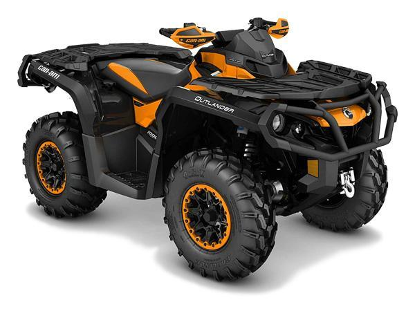 Квадроцикл BRP Can-Am Outlander 1000 XT