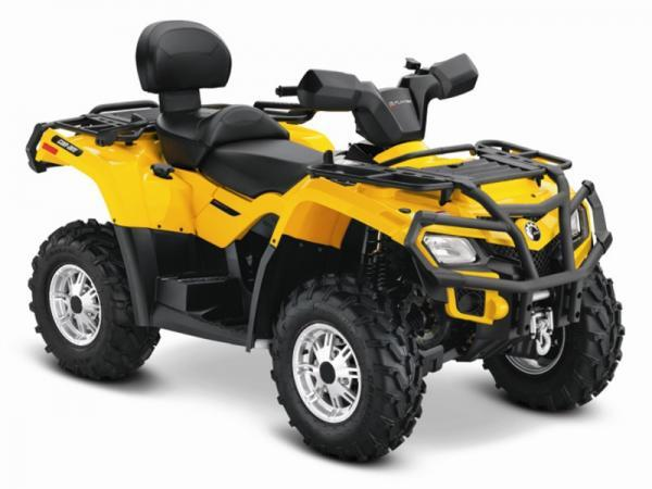Квадроцикл BRP Can-Am Outlander MAX 400 XT