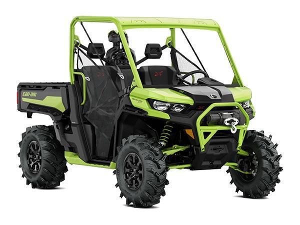 Квадроцикл BRP Can-Am Traxter HD10 XMR