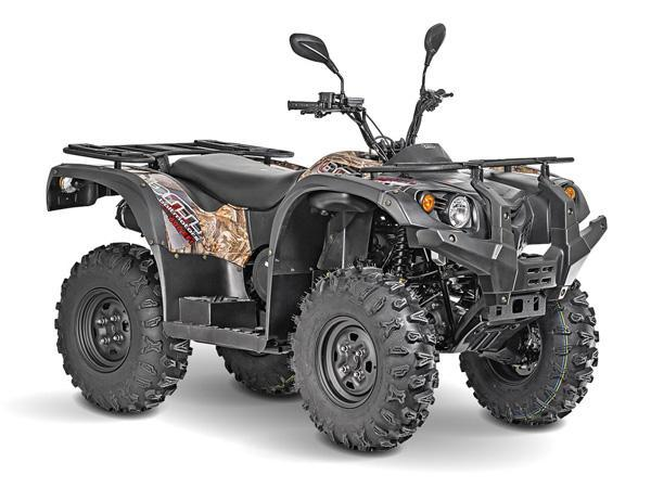 Квадроцикл Baltmotors Striker 400 EFI