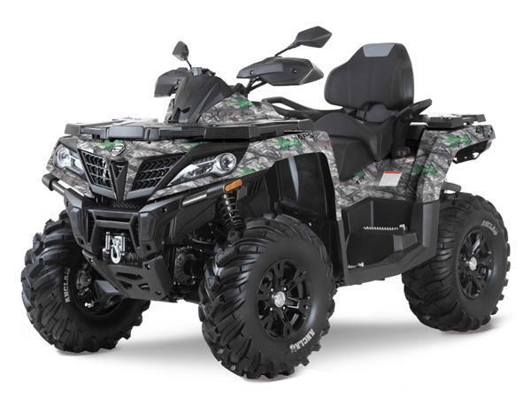 Квадроцикл CFMOTO CFORCE 1000 EPS / X10 EPS