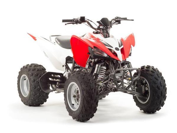 Квадроцикл Motoland Pantera 250S