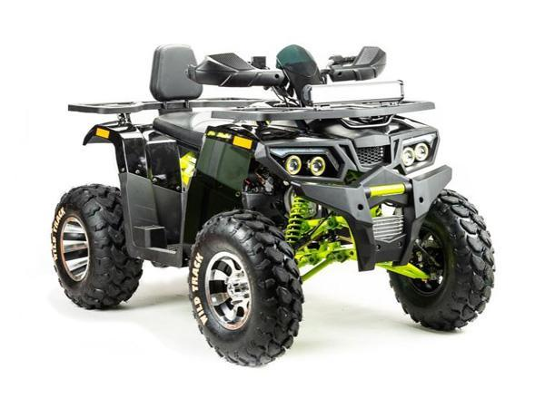 Квадроцикл Motoland Wild Trak Pro 200