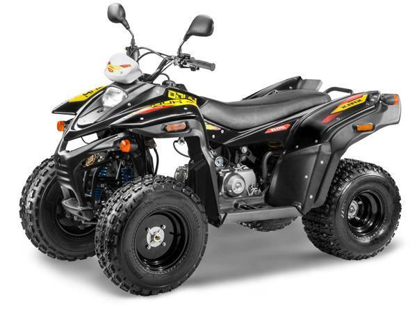 Квадроцикл Stels ATV 110A Hugo