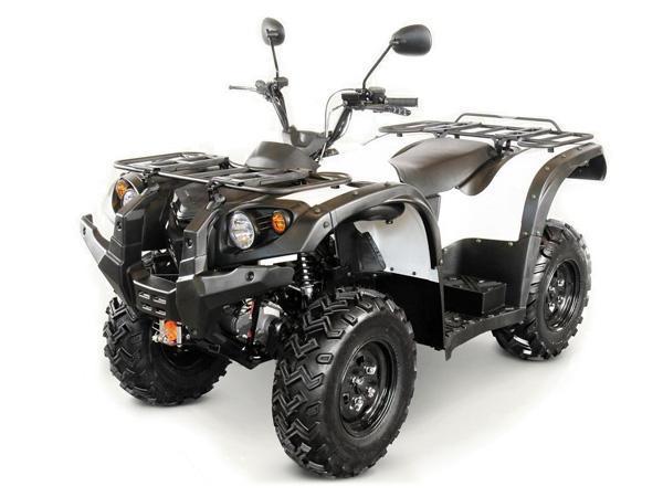 Квадроцикл Stels ATV 500H