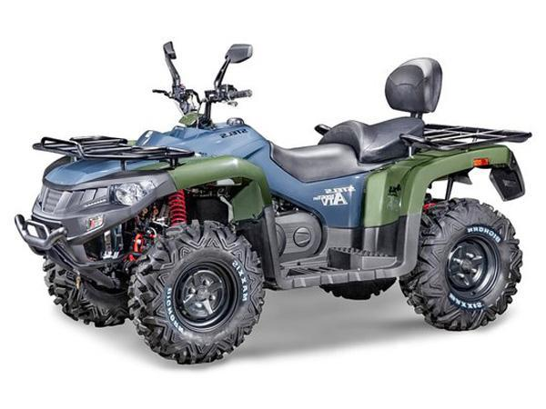 Квадроцикл Stels ATV 600GT