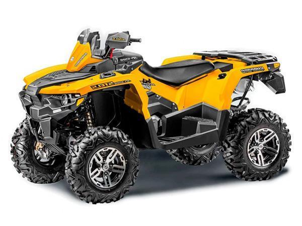 Квадроцикл Stels ATV 650 Guepard