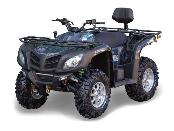 Квадроцикл Stels ATV 700GT