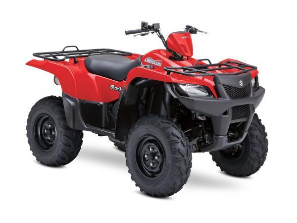 Квадроцикл Suzuki LT-A500XP
